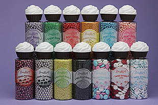 huge range of sprinkles